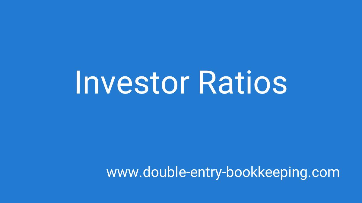 investor ratio