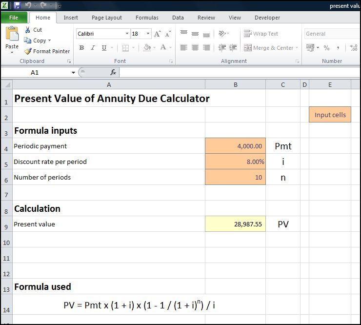 present-value-of-annuity-due-calculator-v-1.0